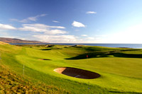 golf Bunker at Brora
